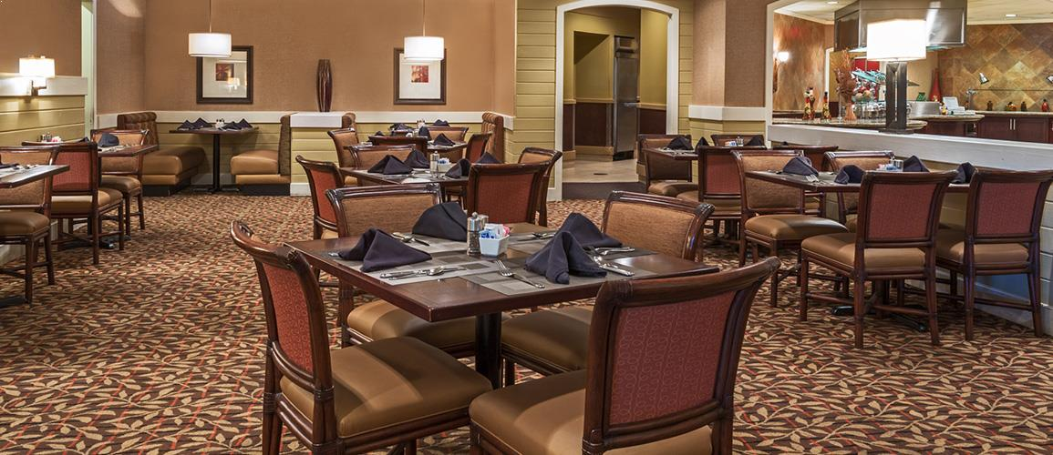 Savannah Bistro of Crowne Plaza Jacksonville Airport Hotel, Florida