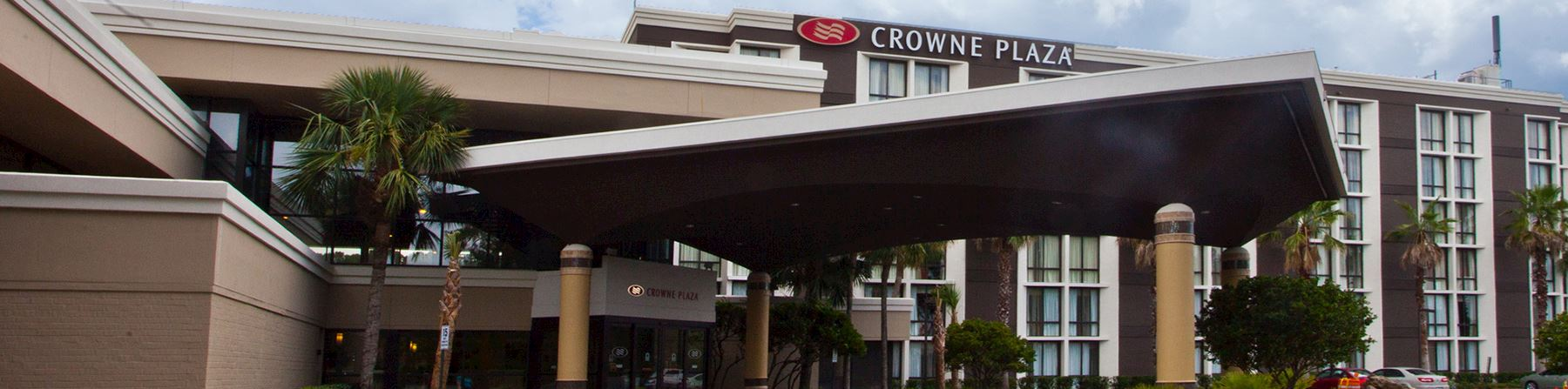 Sitemap of Crowne Plaza Jacksonville Airport Hotel