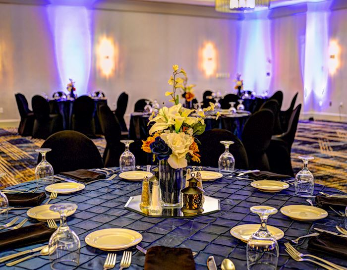 Professional Event Planners of Crowne Plaza Jacksonville Airport Hotel