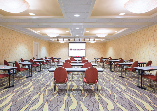 Palm Court Conference Center of Crowne Plaza Jacksonville Airport Hotel